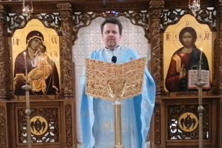 Duminica Mironosițelor sărbătorită în toate parohiile din județul Cluj. Cuvântul preotului Marius Mate, din Florești - VIDEO