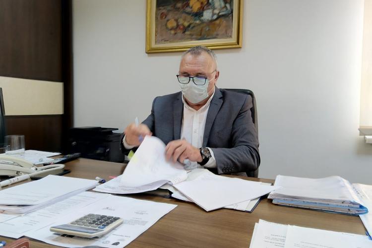 Spitalul privat Polaris a fost preluat. Clujul achită o chirie lunară de 80.000 de lei în loc să se cumpere teste și echipamente de protecție