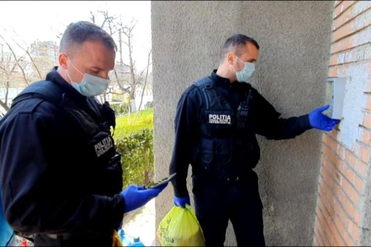 Cluj-Napoca: Instalatori falși au dat buzna în casă peste un bătrân de 82 de ani, pentru a-l tâlhări
