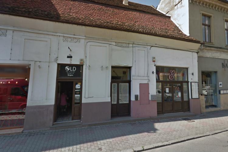 Descinderi la un restaurant în centrul Clujului! Erau clienți în interior și s-a deschis dosar penal