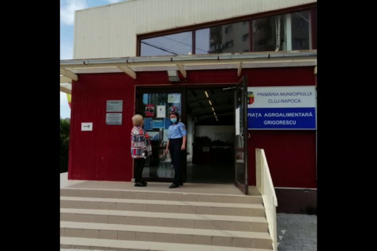 Campanie de informare derulată de Poliția Cluj pentru a preveni spargerile și tâlhăriile - VIDEO