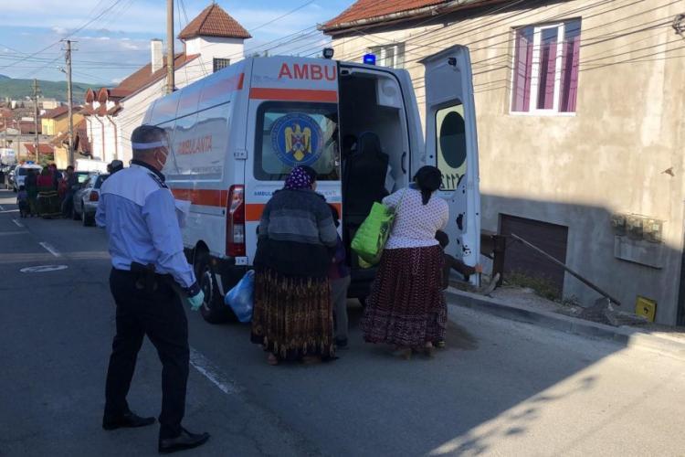 Alte 11 cazuri de coronavirus la Dej. S-a ajuns la 48 de cazuri în comunitatea de romi penticostali - VIDEO