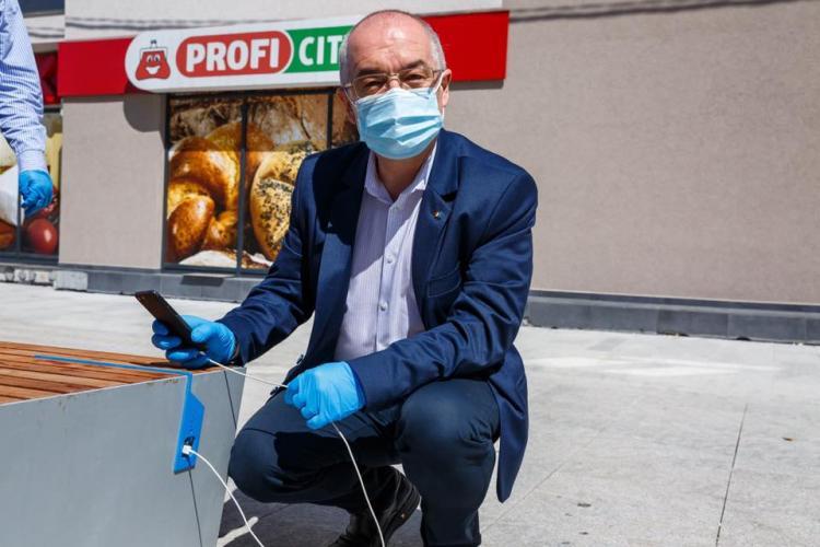 CLUJ: Lucrările la prima stradă smart din țară sunt aproape finalizate. Cum arată FOTO