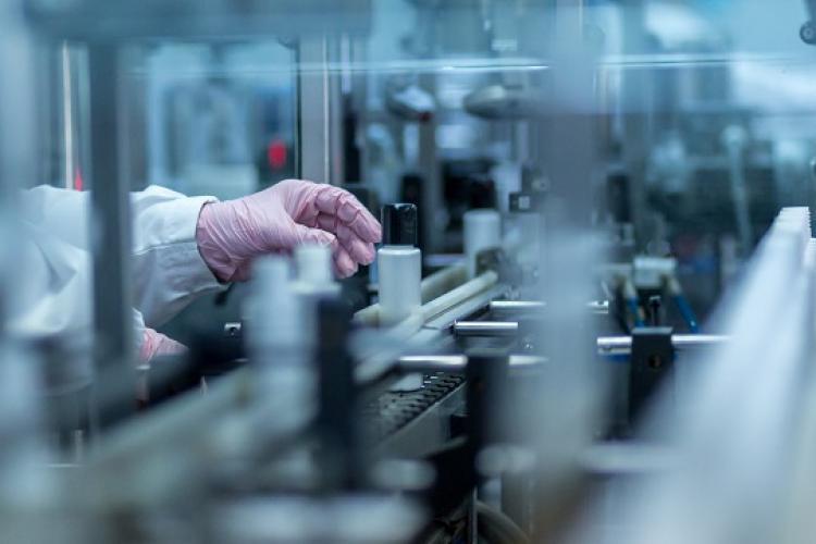 Farmec a început producția de biocide