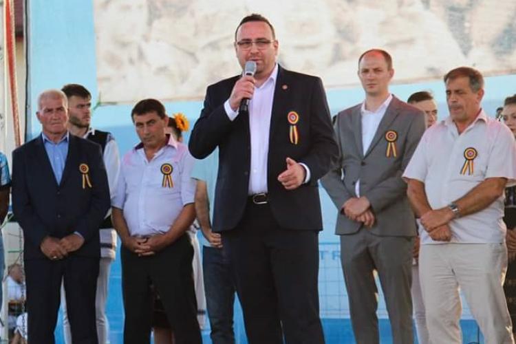 Deputatul PSD Horia Nasra, către consilierii județeni și Alin Tișe: Asumați-vă răspunderea în cazul unei catastrofe ecologice!