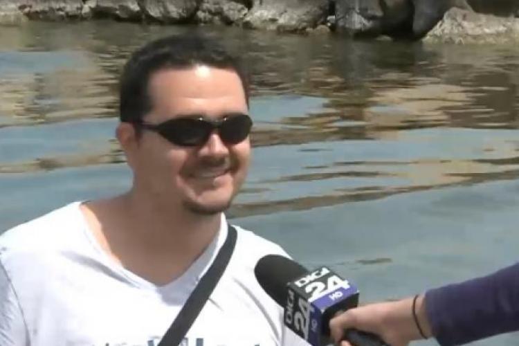 Ce a trecut un tânăr în declarația pe proprie răspundere ca să poată ajunge legal la mare