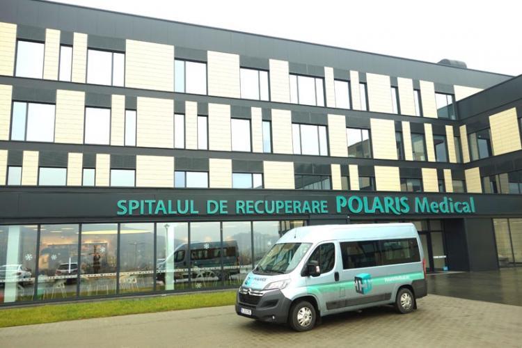 Pacienții din spitalul Polaris evacuați forțat, iar spitalul sta gol de o luna