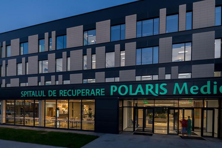 Primii pacienți bolnavi de COVID-19 urmează să fie internați la Spitalul Polaris la îceputul săptămânii viitoare