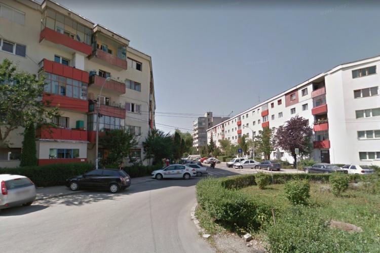Un bărbat și-a omorât mama, azi noapte, în Mănăștur, pe strada Ion Meșter - EXCLUSIV