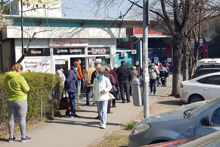 Românii peste 65 de ani pot ieși din case dimineața și seara