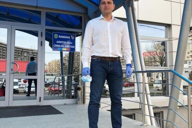 Tribunalul Cluj l-a pus la punct pe Alin Tișe. Victorie în instanță pentru directorul Direcției de Protecție a Copilului