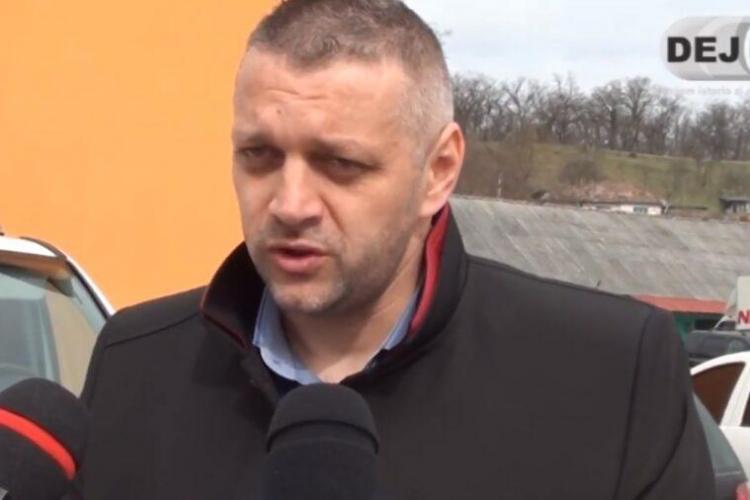 Șeful Poliției Dej a fost demis
