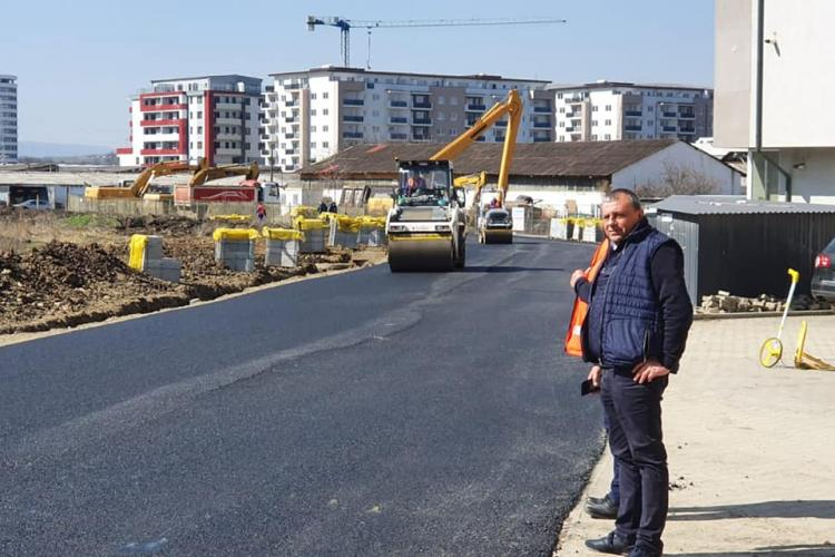 Primăria Florești va realiza trotuare și iluminat public pe traseul Drumului de Legătură Sud