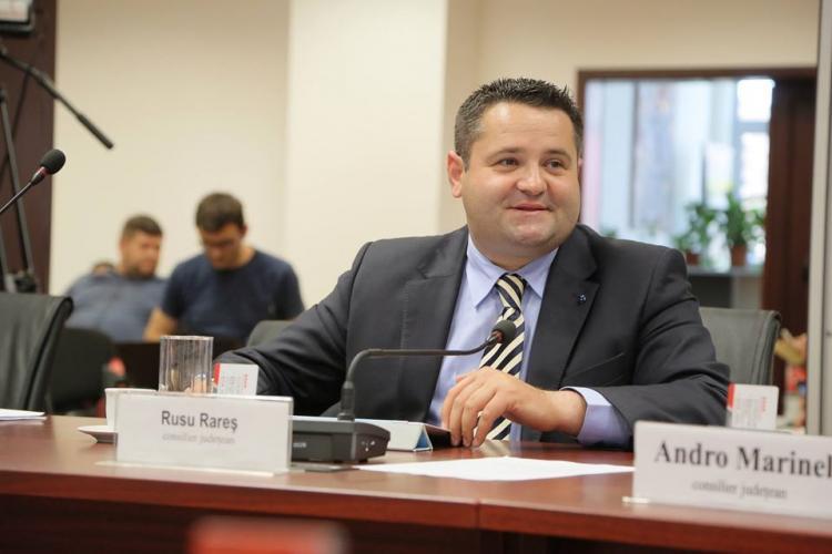 Rareș Rusu, prieten cu Rareș Bogdan, numit director interimar la Transelectrica Cluj, fără concurs pentru că e starea de alertă
