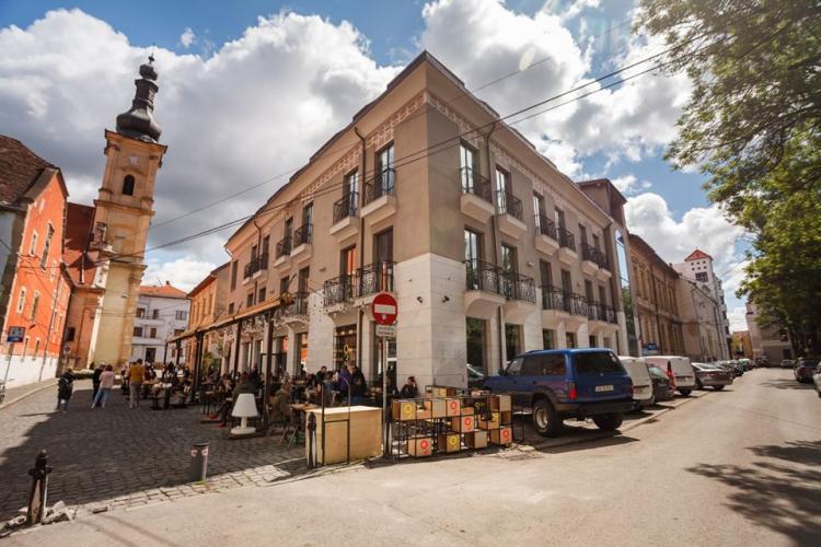 Cum a arătat Clujul în prima zi în care s-au deschis terasele FOTO