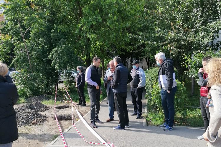 Senatorul Cristian Lungu: Primăria Cluj-Napoca indiferentă la problemele locuitorilor, privații construiesc la liber