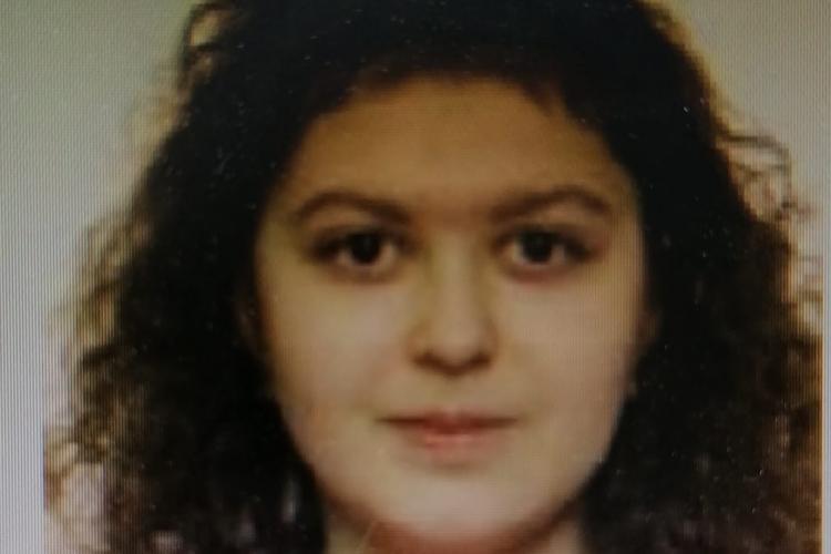 CLUJ: Adolescentă dispărută de acasă, căutată de familie și Poliție. Ați văzut-o? FOTO