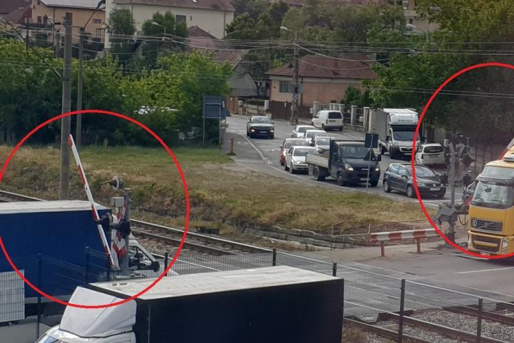"""Caz real la bariera de la Tăietura Turcului! """"Mai proști nu se poate…"""" - FOTO"""