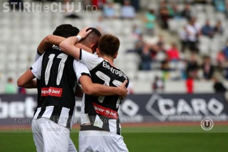 Un jucător U Cluj împrumutat de la AS Roma a murit la doar 21 de ani