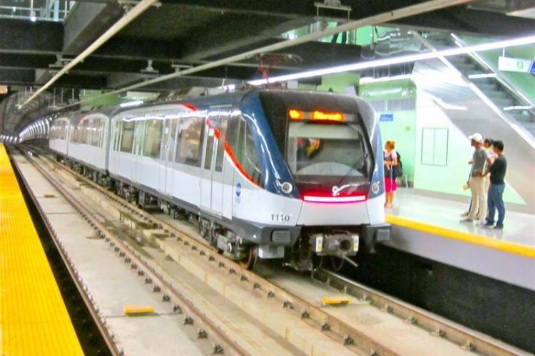 Propunere interesantă. Metroul Clujului să meargă până în Gilău, unde este o zonă mare de dezvoltare