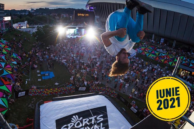 Sports Festival se amână până în 2021! Ce mesaj le-a transmis Simon Halep clujenilor care sperau să o vadă în această vară VIDEO