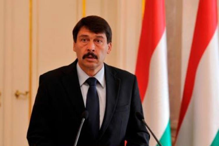 """Preşedintele Ungariei, discurs la 100 de ani de la Trianon: """"Ne respectăm vecinii, dar le cerem să-i respecte pe maghiarii din țările lor"""""""