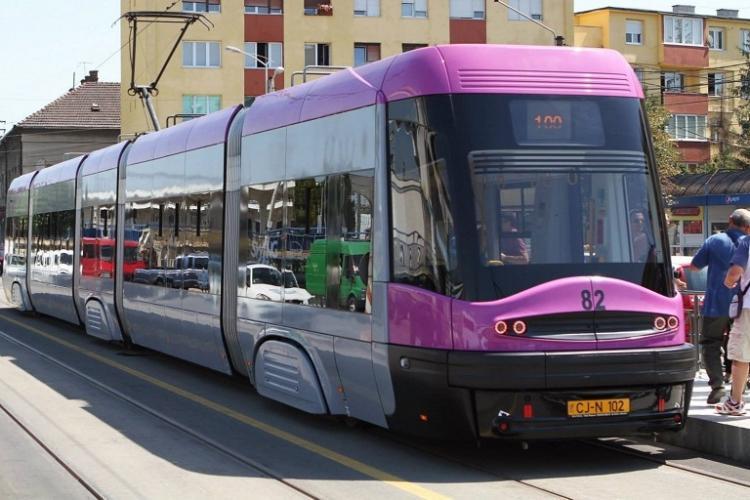 Cluj: Tramvai metropolitan, de la Jucu la Căpușu, prin Apahida - Cluj-Napoca și Florești. Înlocuim metroul?