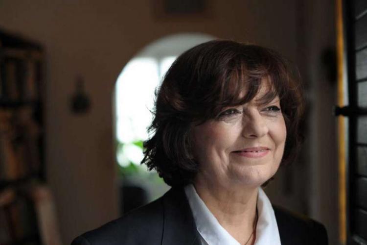 Ana Blandiana, susținută  la Premiul Nobel de Fundația Doina Cornea