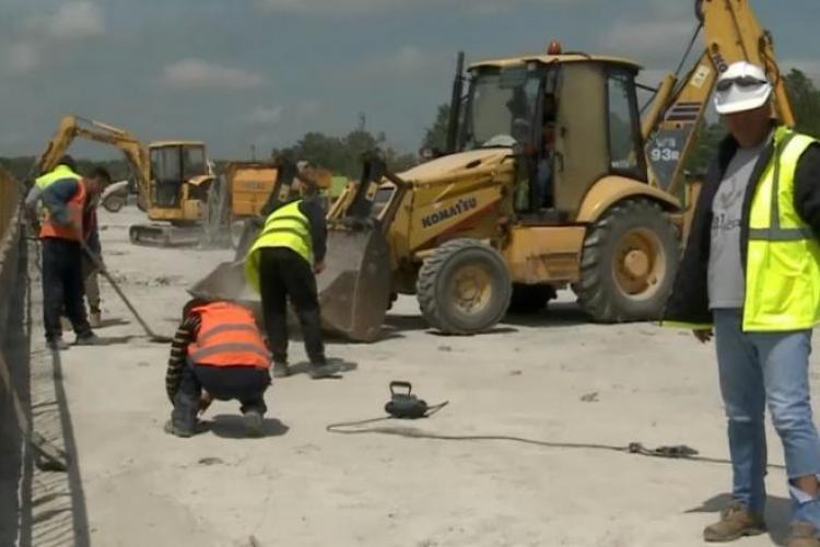 """Șefii de la Compania de Autostrăzi s-au prins acum că România nu produce """"materiale de construcție de bază"""""""