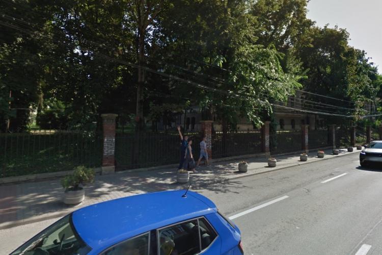 Clujean care nu respecta AUTOIZOLAREA, reținut pe Clinicilor unde se plimba liniștit
