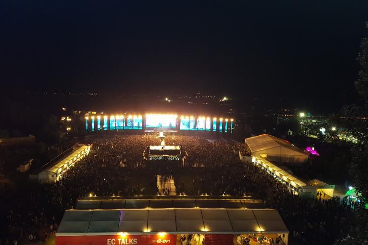 Electric Castle susține că nu a cerut anularea festivalului. Ministrul Culturii spune altceva