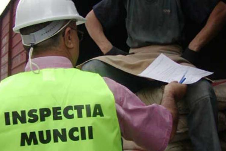 Muncă la negru în județul Cluj! Mai multe firme au fost amendate cu peste 40.000 de lei