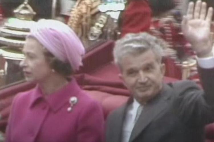 Regina Elisabeta a II-a s-a ascuns într-un tufiș pentru a evita o întâlnire cu Nicolae Ceaușescu - Mărturii inedite