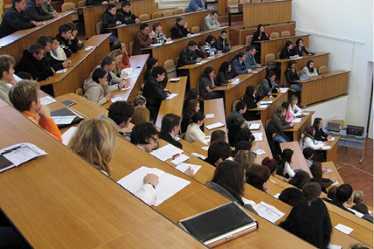 Scrisoare către profesorii universitari și studenții, care cer examene clasice, în săli, pentru elevi, dar ei au scăpat fără