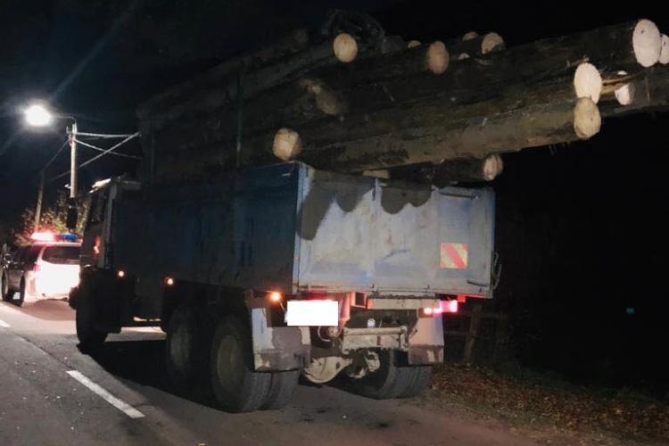 Controale pentru prevenirea infracțiunilor silvice la Cluj. S-au dat amenzi în valoare de 10.000 de lei