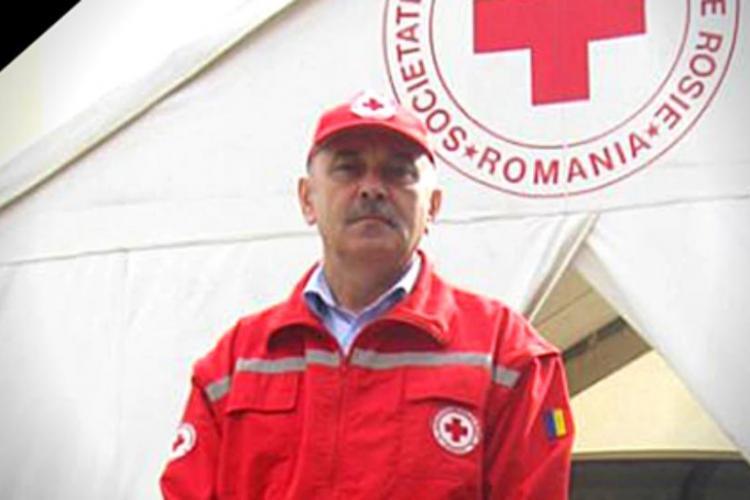 Un șef de filială de la Crucea Roșie România a murit după ce a fost confirmat pozitiv cu COVID-19