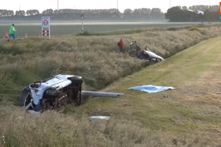 Doi muncitori sezonieri români au murit într-un accident în Olanda - VIDEO