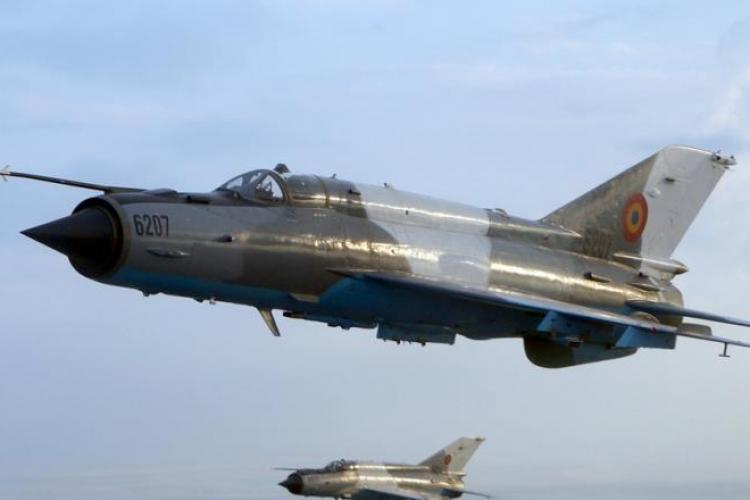 Două bombardiere și două avioane de vânătoare rusești, interceptate în apropierea spațiului aerian al României. Ce spune MApN