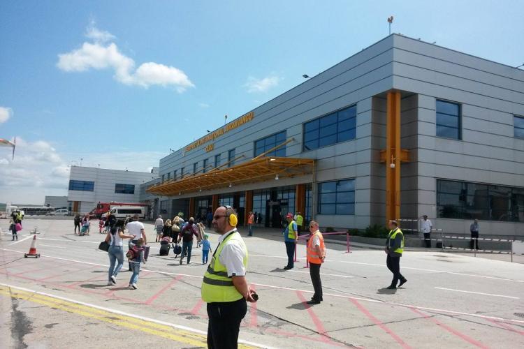 Se reiau trei zboruri de pe Aeroportul Internațional Cluj către București
