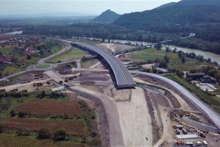 Veste bună despre Autostrada Transilvania! S-a semnat contractul pentru lotul Zimbor - Poarta Sălajului
