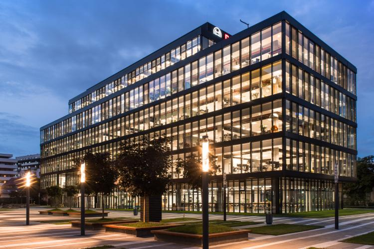 Bosch inaugurează noua clădire de birouri a Centrului de Inginerie din Cluj, în valoare de 30 milioane de euro. Oferă facilități de ultimă generație FOTO