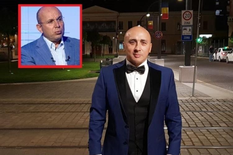 Cozmin Gușă susține că Marcel Pavel nu are coronavirus și că Antena 1 își face publicitate / UPDATE: Marcel Pavel îl contrazice