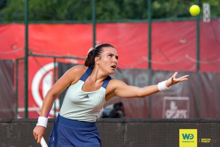 Ruse a câștigat turneul Winners Open, de la Cluj - VIDEO cu discursurile finalistelor și cel al Simonei Halep