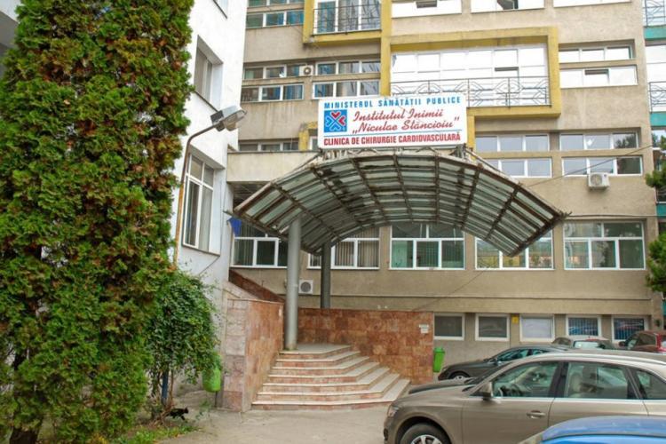 11 cazuri de coronavirus la Institutul Inimii din Cluj! S-au BLOCAT internările