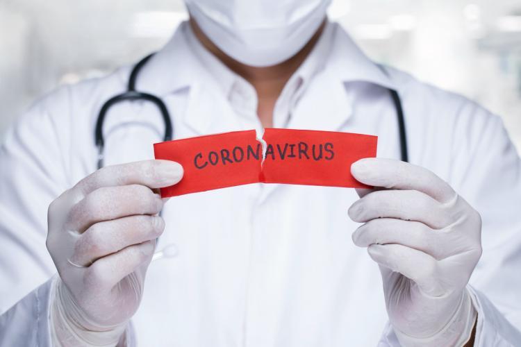 Aproape 560 de persoane vindecate de coronavirus la Cluj. Câte persoane mai sunt în spitale