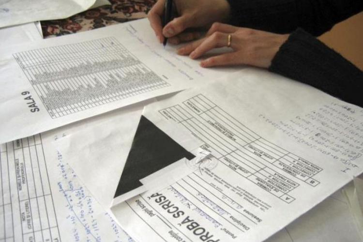 Cluj: Cum a decurs proba de matematică a examenului de Evaluare Națională