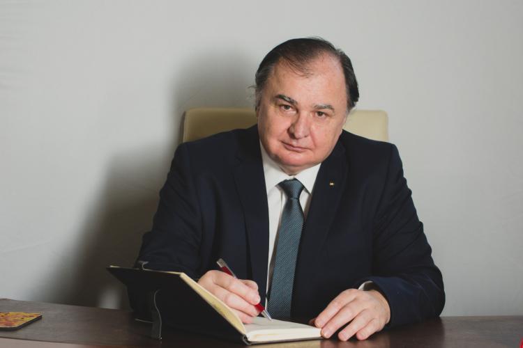 Rectorul Universității Tehnice din Cluj-Napoca, Vasile ȚOPA, confirmat în funcție de Ministerul Educației