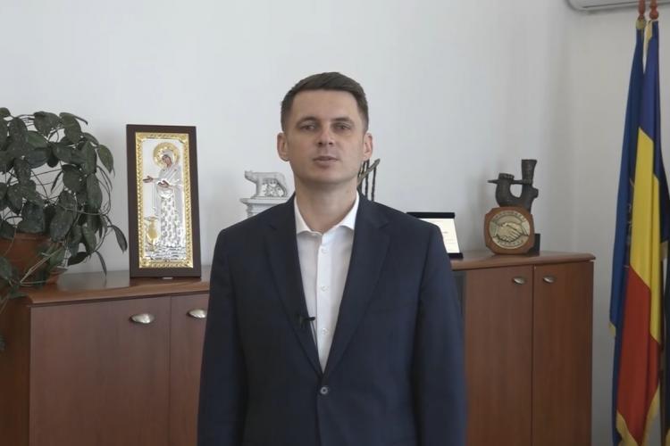 Prefectul Clujului și familia sau au fost confirmați pozitiv cu coronavirus! Ce avertisment le transmite cetățenilor