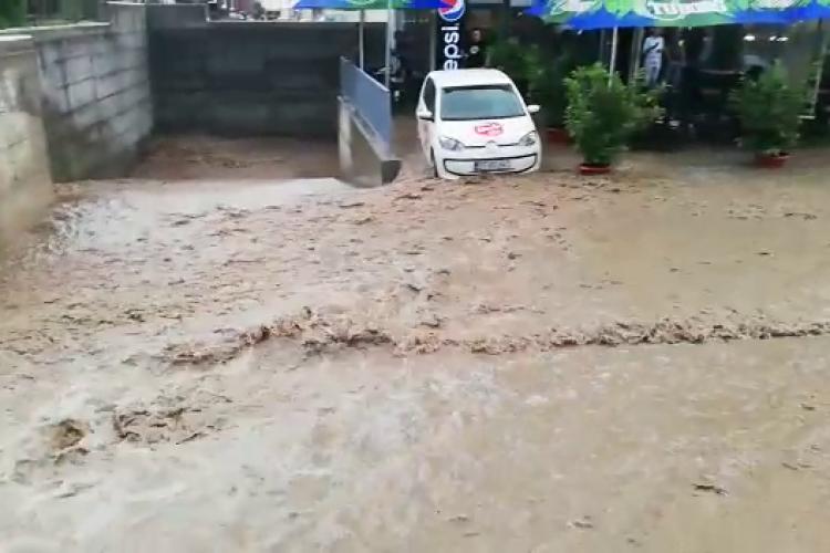 Primăria Florești adună cererile pentru despăgubiri după inundația din 6 iulie