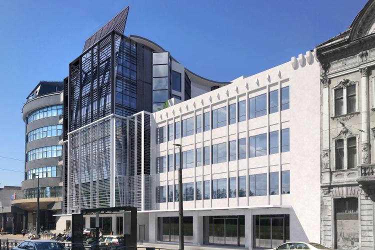 Universitatea Tehnică din Cluj-Napoca amenajează un HUB în Casa de Modă și sediul BT, pe care le-a cumpărat